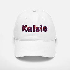 Kelsie Red Caps Baseball Baseball Baseball Cap