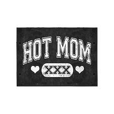 Hot Mom 5'x7'Area Rug