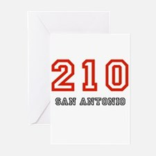 210 Greeting Cards (Pk of 10)