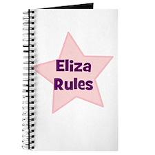Eliza Rules Journal