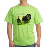 Turkey Day Green T-Shirt