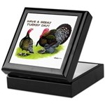 Turkey Day Keepsake Box