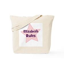 Elizabeth Rules Tote Bag