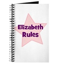 Elizabeth Rules Journal
