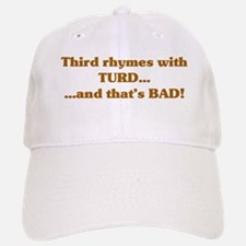 The Wisdom of T Baseball Baseball Cap