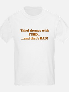 The Wisdom of T Kids T-Shirt