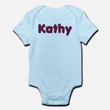 Kathy Red Caps Body Suit