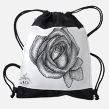 74_H_F_roze.png Drawstring Bag