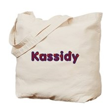 Kassidy Red Caps Tote Bag