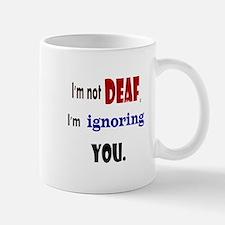 Unique Ignoring Mug
