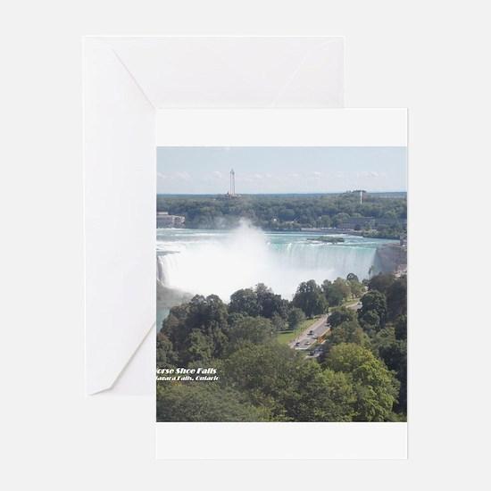 Horseshoe Falls, Niagara Falls Greeting Cards