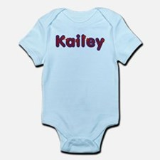 Kailey Red Caps Body Suit