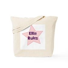 Ellie Rules Tote Bag