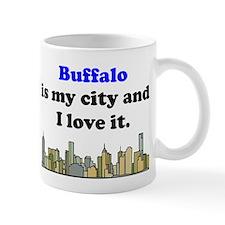 Buffalo Is My City And I Love It Mug