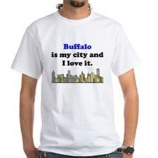 Buffalo Is My City And I Love It T-Shirt