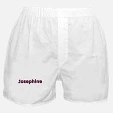 Josephine Red Caps Boxer Shorts