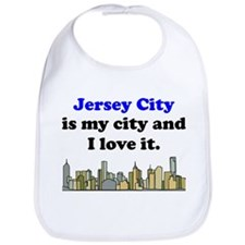 Jersey City Is My City And I Love It Bib