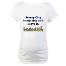 Jersey City Is My City And I Love It Shirt