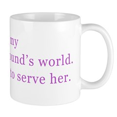 It's My I.G.'s World...Mug