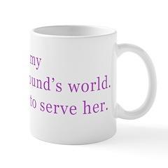 It's My I.G.'s World...Mug
