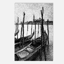 Venice Postcards (Package of 8)