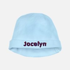 Jocelyn Red Caps baby hat