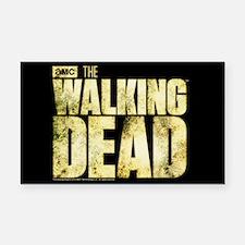 The Walking Dead Rectangle Car Magnet