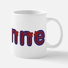 Joanne Red Caps Mug