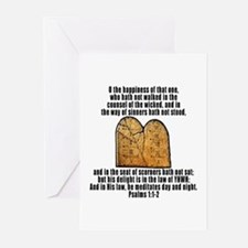 Law of YHWH Greeting Cards (Pk of 10)