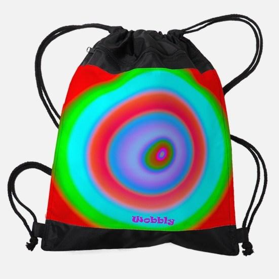 Mobbly4 200dpi.png Drawstring Bag