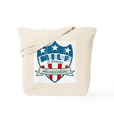 MILF Of America Association Tote Bag