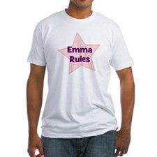 Emma Rules Shirt
