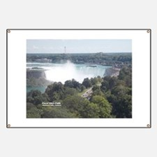 Horseshoe Falls, Niagara Falls Banner