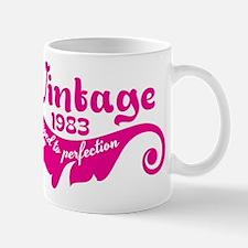 Vintage 1983 aged to perfection 30th birthday Mug