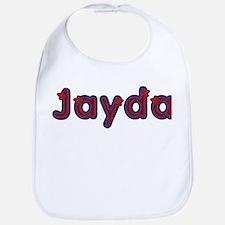 Jayda Red Caps Bib