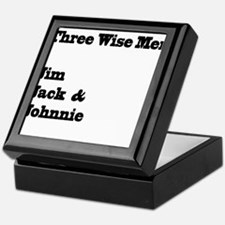 Three Wise Men Keepsake Box
