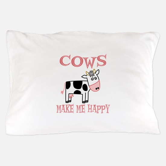 Madcow Pillowcase Designs: Cow Pillow Covers   Pillow Cases   Throw Pillow Covers   CafePress,