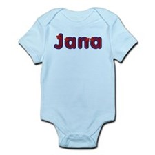 Jana Red Caps Body Suit
