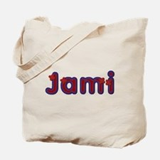 Jami Red Caps Tote Bag
