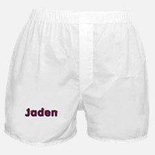 Jaden Red Caps Boxer Shorts