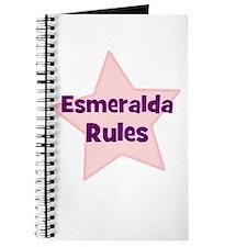 Esmeralda Rules Journal