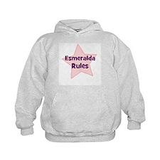 Esmeralda Rules Hoody