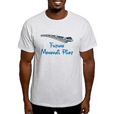 """Future Monorail Pilot"" T-Shirt"