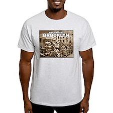 Williamsburg Cycle Diner T-Shirt