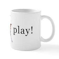 Italian Greyhound Let's Play! Mug