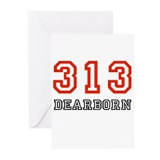 313 Greeting Cards (Pk of 10)