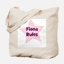Fiona Rules Tote Bag