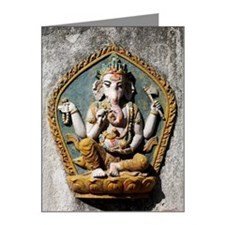 Ganesha Lord of Success Note Cards (Pk of 10)