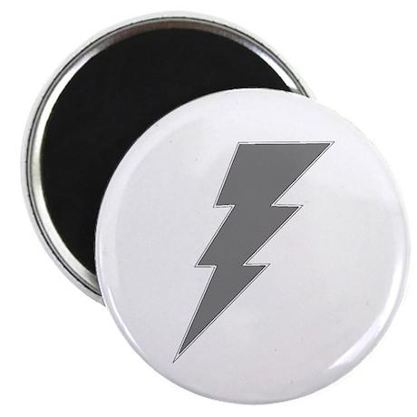 The Lightning Grey Shop Magnet