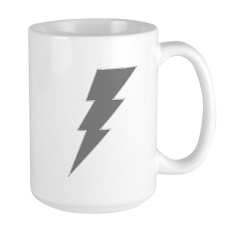 The Lightning Grey Shop Large Mug